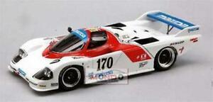 【送料無料】模型車 スポーツカー マツダルマンスパークモデルmazda 757 n 100 le mans 1986 spark 143 sp0640 model