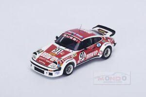 【送料無料】模型車 スポーツカー ポルシェ#ルマンスパークporsche 911 934 91 24h le mans 1980 c kissie b salam grandet spark 143 s4421 mo