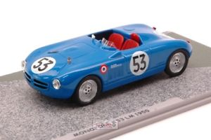 【送料無料】模型車 スポーツカー タンク×#ルマンモデルmonopole tank x84 53 le mans 1950 143 bizarre bz046 model