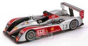 【送料無料】模型車 スポーツカー アウディルマンスパークモデルaudi r 10 n3 le mans 2007 143 spark sp0683 model
