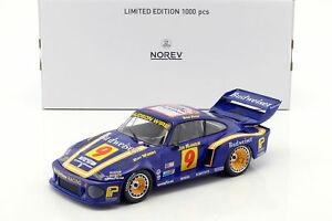 【送料無料】模型車 スポーツカー ポルシェ#デイトナporsche 935 9 24h daytona 1979 akin, mcfarlin, woods 118 norev