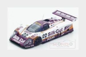 【送料無料】模型車 スポーツカー ジャガーチームシルクジャガーカット#ルマンデイリースパークjaguar xjr 9 team silk cut jaguar 22 24h le mans 1988 d daly spark 143 s4716 m