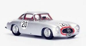 【送料無料】模型車 スポーツカー メルセデスベンツ#ルマンスパークモデルmercedes benz 300sl 20 2nd 24h le mans 1952 helfrich t spark 143 s4408 model