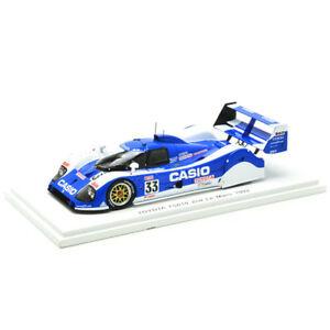 【送料無料】模型車 スポーツカー スパークトヨタルマンアチソンspark 143 toyota ts010 331992 le mans 2nd sekiyaraphanelacheson s7703