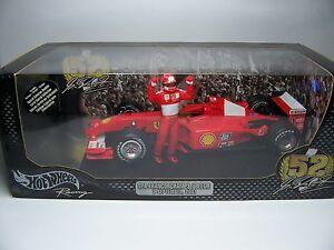 【送料無料】模型車 スポーツカー フェラーリベルギーミハエルシューマッハートイレ118 ferrari f1 f2001 2092001 belgium gp michael schumacher wchw 3l050
