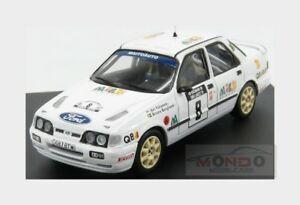 【送料無料】模型車 スポーツカー フォードシエラコスワース#ラリーバタネンford sierra cosworth 4x4 8 rally 1000 lakes 1991 a vatanen 143 trofeu trmnp 225