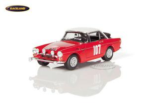【送料無料】模型車 スポーツカー サンビームトラフォードモンテカルロラリーハーパーホールスパークsunbeam tiger ford 4 monte carlo rally 1965 harperhall, spark 143, s4061