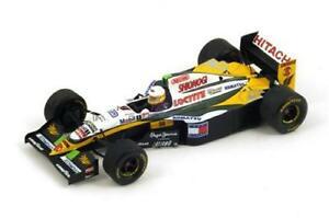 【送料無料】模型車 スポーツカー ベルナールグランプリスパークモデルlotus 109 ebernard 1994 n11 22th european gp 143 spark s1679 model