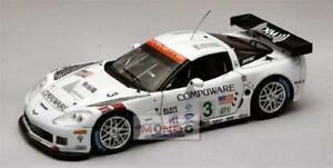 【送料無料】模型車 スポーツカー コルベット#セブリングスパークcorvette c 6 r 3 sebring 2007 143 spark sp0170