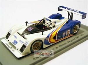 【送料無料】模型車 スポーツカー ライリースコットデイトナriley amp; scott winner daytona 1997 sp0008