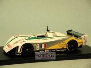 【送料無料】模型車 スポーツカー wr n8 pole position le mans 1995143スパークsp0338モデルwr n8 pole position le mans 1995 143 spark sp0338 model