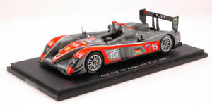 【送料無料】模型車 スポーツカー アウディ#ルマンスパークaudi r 10 15 9th le mans 2009 143 spark sp0691
