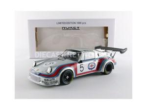 【送料無料】模型車 スポーツカー ポルシェターボブーストブランズハッチnorev 118 porsche 911 rsr turbo 21 brands hatch 1974 187423
