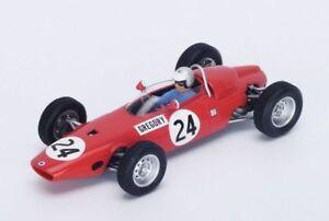 【送料無料】模型車 スポーツカー #ドイツマストグレゴリーレッドスパークモデルbrm f1 p57 24 german gp 1965 masts gregory red spark 143 s4793 model