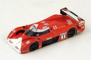 【送料無料】模型車 スポーツカー トヨタグアテマラルマンブランドルスパークモデルtoyota gt one ts 020 n1 accident le mans 1999 brundle 143 spark s2382 model