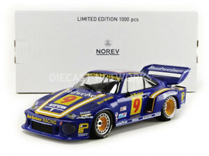 【送料無料】模型車 スポーツカー ポルシェデイトナnorev 118 porsche 935 24h daytona 1979 187434