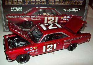 【送料無料】模型車 スポーツカー ダンガーニーフォード#オーガスタモーターdan gurney 1965 ford galaxie 121 augusta motor s 124 nascar legends