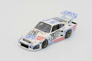 【送料無料】模型車 スポーツカー ポルシェ#ルマンスパークporsche 935k3 75 24h le mans 1982 c haldi r teran f hesnault spark 143 s4429 m