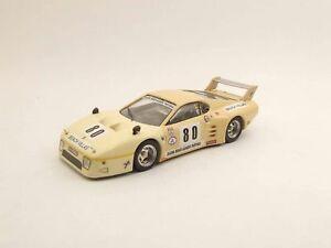 【送料無料】模型車 スポーツカー フェラーリルマンシルバーストーンプラスアールベストモデルferrari 512 bb le mans silverstone 1982 phillipsearle best 143 be9469 model