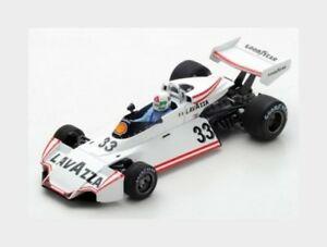 【送料無料】模型車 スポーツカー ブラバムマティーニ#オーストリアホワイトスパークbrabham f1 bt44b martini 33 austria gp 1976 llombardi white spark 143 s7103