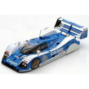【送料無料】模型車 スポーツカー トヨタルマンspark toyota ts010 no 33 2nd le mans 1992 143 s7703