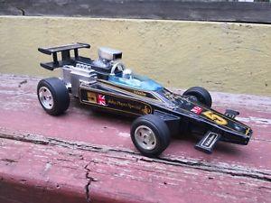 【送料無料】模型車 スポーツカー lotus jps f1 john player special5 metaland plastic 11friction car formula1lotus jps f1 john player special 5 metal and pla