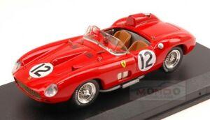 【送料無料】模型車 スポーツカー フェラーリ#セブリングドアートモデルアートモデルferrari 315 s 12 7th sebring 1957 de portagomusso 143 art model art140 model