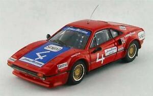 【送料無料】模型車 スポーツカー フェラーリクーペデイトナハンマーモデルferrari 308 gtb coupe daytona 1978 malletrom bondurant 143 best be9543 model