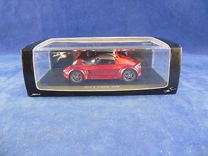 【送料無料】模型車 スポーツカー 2008ケンスパークミニマックスs2008 k08クーペspark minimax s2008 k08 coupe in metallic red 2008 ken okuyama