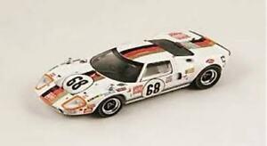 【送料無料】模型車 スポーツカー フォードgt4068 6thルマン1969joestkelleners 143スパークs4066モデルford gt40 68 6th le mans 1969 joestkelleners 143 spark s4066 model