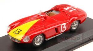 【送料無料】模型車 スポーツカー フェラーリモンツァ#ナッソーアートモデルアートファッションferrari 735 monza 13 winner nassau 1955 a de portago 143 art model art230 fashion