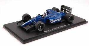 【送料無料】模型車 スポーツカー ティレルパーマースパークtyrrell 018 jpalmer 3 1989 143 spark sp1642