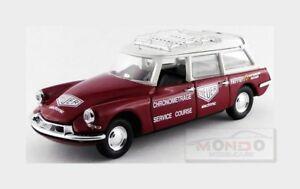 【送料無料】模型車 スポーツカー シトロエンフェラーリサービスリオリオモデルcitroen ds21 break ferrari chronometrage service 1970 rio 143 rio4542 model