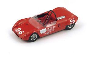 【送料無料】模型車 スポーツカー スパークパイクスピークボビースポーツカーpp003 spark 143lotus 23 1964 pikes peak bobby unser winner sportscar division
