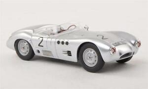 【送料無料】模型車 スポーツカー ネオモデルborgward rs 1500 n2 avus 1958 143 neoscale neo46251 model
