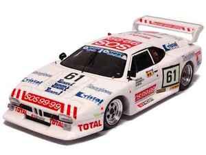 【送料無料】模型車 スポーツカー スパーク#ルマンs1585 spark 143bmw m1 61 le mans 1982 3rd in gr5 ennequingabrielgasparetti