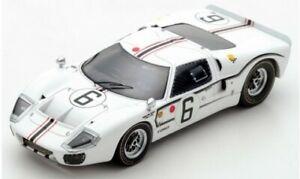 【送料無料】模型車 スポーツカー フォードmk ii b schesslerligierルマン24h1967 143 スパークs5186ford mk ii b schessler ligier le mans 24h 1967 143 spark s5186