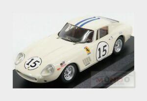 【送料無料】模型車 スポーツカー フェラーリ275 gtb415 24hルマンテスト1968グロースマンberneyモダン143 be9715ferrari 275 gtb4 15 24h le mans test 1968 grossman berney best 143 b