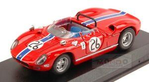 【送料無料】模型車 スポーツカー フェラーリ#セブリングアートモデルアートメートルferrari 250p 26 47th 12h sebring 1969 rodriguezparsons 143 art model art296 m