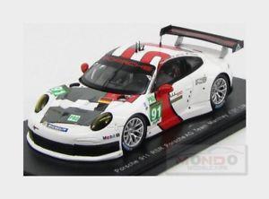 【送料無料】模型車 スポーツカー ポルシェチームポルシェ#ルマンスパークporsche 91150 991 rsr team porsche ag manthey 91 le mans 2013 spark 143 s3769