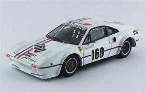 【送料無料】模型車 スポーツカー フェラーリキャンプイタリアーノ#ベストモデルferrari 308 gtb camp italiano velocita 1982 finotto 160 best 143 be9548 model