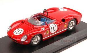 【送料無料】模型車 スポーツカー フェラーリ#ナッソートロフィーロドリゲスアートモデルアートモデルferrari 330 p 10 3rd nassau trophy 1964 p rodriguez 143 art model art217 model
