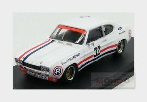 【送料無料】模型車 スポーツカー フォードカプリレプソル#ラリービラレアルヒメネスford capri rs 2600 repsol 32 rally vila real 1972 rgimenez trofeu 143 trrac11