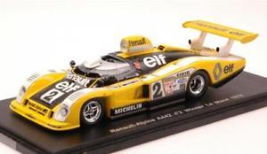 【送料無料】模型車 スポーツカー スパークrenaultalpine a442 n2 winner lm 1978 dpironijpjaussaud 143 spark s43lm78