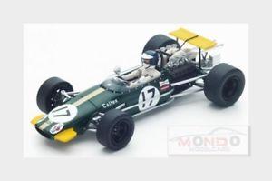 【送料無料】模型車 スポーツカー ブラバムf1 bt24 caltex17ドイツgp 1968kahrensグリーンイエローspark 143 s4780brabham f1 bt24 caltex 17 german gp 1968 kahrens green yellow