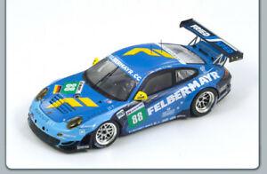 【送料無料】模型車 スポーツカー ポルシェ997 gt3 rsr88ルマン2011143スパークs3420モデルporsche 997 gt3 rsr 88 le mans 2011 143 spark s3420 model