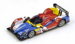 【送料無料】模型車 スポーツカー チーム#ルマンセナスパークoreca 01aim team matmut 10 le mans 2009 sortelli bsenna spark 143 s4550 mod