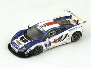 【送料無料】模型車 スポーツカー マクラーレンローブレーシング#グアテマラツアースパークフィートメートルmclaren mp412c loeb racing 8 gt tour 2013 beltoise pasquali spark 143 sf066 m