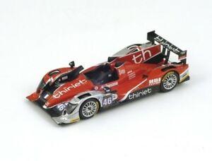 【送料無料】模型車 スポーツカー ティリエレーシング#ルマンスパークモデルoreca 03nissan thiriet by tds racing 46 le mans 2013 spark 143 s3762 model