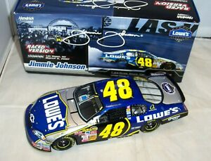 【送料無料】模型車 スポーツカー 124 action 200748 lowes monte carlo jimmiejohnson las vegas raced win nib124 action 2007 48 lowes monte carlo jimmie johns